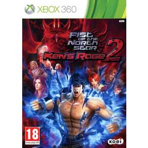 Игра для Xbox 360  Fist of the North Star - Kens Rage 2 (Xbox 360, английская версия)