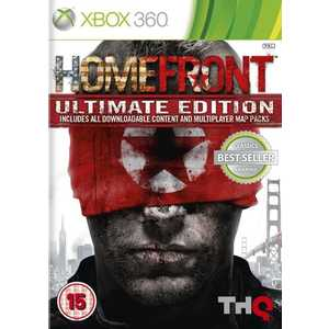 Игра для Xbox 360  Homefront Ultimate Edition (Xbox 360, английская версия)