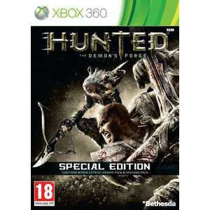 Игра для Xbox 360  Hunted: The Demon's Forge Special Edition (Xbox 360, английская версия)