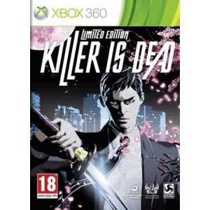 Игра для Xbox 360  Killer is Dead Limited Edition (Xbox 360, английская версия)