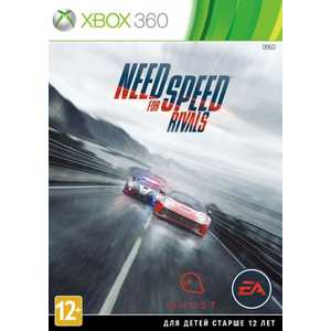 Игра для Xbox 360  Need for Speed Rivals (Xbox 360, русская версия)