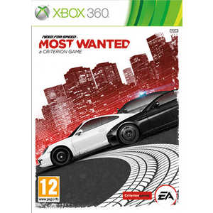 Игра для Xbox 360  Need for Speed: Most Wanted (a Criterion Game) (Xbox 360, русская версия)