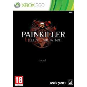Игра для Xbox 360  Painkiller: Hell and Damnation (Xbox 360, русская версия)
