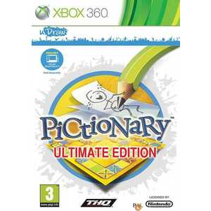 Игра для Xbox 360  Pictionary: Ultimate Edition - uDraw (Xbox 360, английская версия)