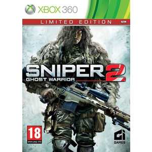 Игра для Xbox 360  Sniper: Ghost Warrior 2 Limited Edition (Xbox 360, английская версия)