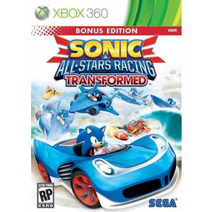 Игра для Xbox 360  Sonic and All-Star Racing Transformed Bonus Edition (Xbox 360, английская версия)