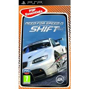 Игра для PSP  Need for Speed Shift (Essentials) (PSP, русская версия)