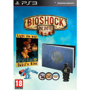 Игра для PS3  BioShock Infinite. Premium Edition (PS3, английская версия)
