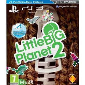 Игра для PS3  LittleBigPlanet 2 Special Edition (PS3, английская версия)