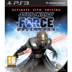 Игра для PS3  Star Wars The Force Unleashed Sith Edition (PS3, английская версия)