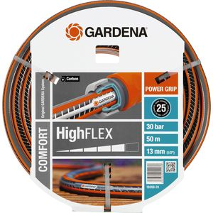 Шланг Gardena 1/2 (13мм) 50м HighFlex (18069-20.000.00) шланг gardena highflex диаметр 1 2 длина 20 м