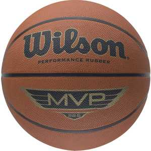Мяч баскетбольный Wilson MVP Traditional (арт. B9054X) advanced the mvp pro