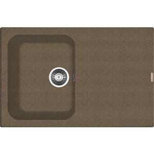 Мойка кухонная Florentina Гаттинара 780 коричневый FG (20.255.B0780.105) мойка florentina нире 480 грей
