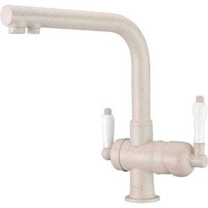 все цены на Смеситель для кухни ZorG GraniT Clean water (ZR 328 yf кварц) онлайн
