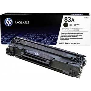 Картридж HP 83A (CF283A) cf283a 83a toner cartridge for hp laesrjet mfp m225 m127fn m125 m127 m201 m202 m226 printer 12 000pages more prints