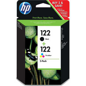 Картридж HP CR340HE for hp 122 black ink cartridge for hp 122 xl deskjet 1000 1050 2000 2050 3000 3050a 3052a printer