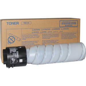 Konica Minolta Тонер TN-116 (A1UC050) картридж konica minolta tn 116 для bizhub 164 165 185 черный