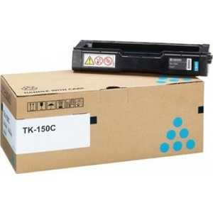Картридж Kyocera TK-150C (1T05JKCNL0) картридж kyocera mita tk 1130