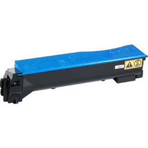 Картридж Kyocera TK-540C (1T02HLCEU0) 4 color compatible toner cartridge tk543 for kyocera fs c5100dn copier printer