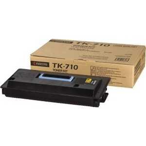 Картридж Kyocera TK-710 (1T02G10EU0) fs 2020dn tk340 eu 12k bk toner chip suitable for kyocera