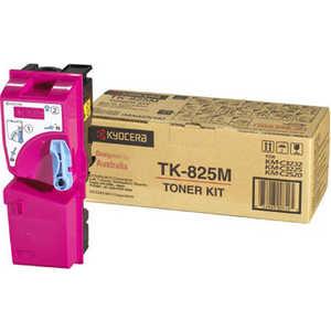 Картридж Kyocera TK-825M (1T02FZBEU0) картридж kyocera tk 825m 1t02fzbeu0