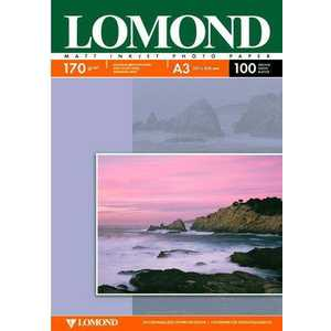 Lomond Бумага 102012
