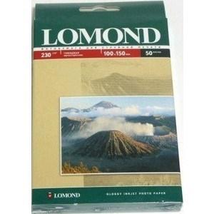 Фотобумага Lomond A6 глянцевая (102035)
