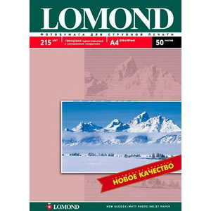 Lomond Бумага 102057