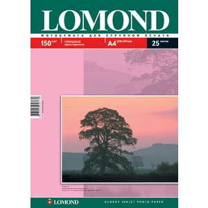 Lomond Бумага 102043 бумага для принтера lomond glossy ink jet 102024