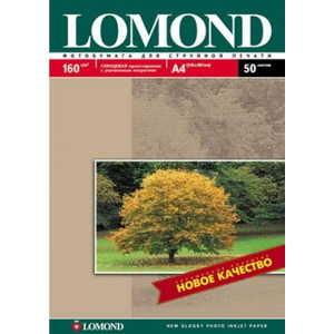 Lomond Бумага 102055 бумага для принтера lomond glossy ink jet 102024
