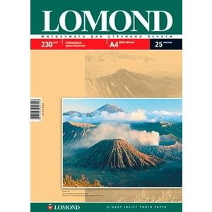Фотобумага Lomond A4 глянцевая (102049) бумага hi black a200102u a4 230г м2 глянцевая односторонняя 100л h230 a4 100