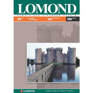 Lomond Бумага 102001
