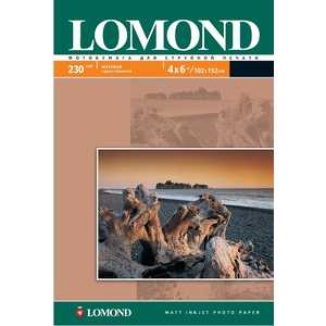Lomond Бумага 102136