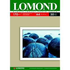 Lomond Бумага 102142 бумага для принтера lomond glossy ink jet 102024