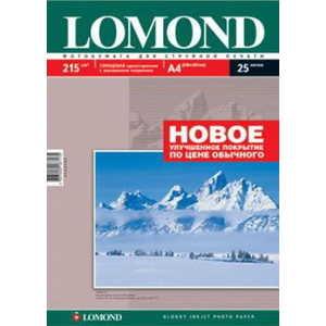 Lomond Бумага 102080 бумага для принтера lomond glossy ink jet 102024