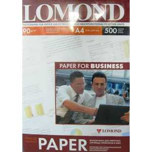 Фотобумага Lomond A4 матовая (102131) epson фотобумага струйная печатная бумага