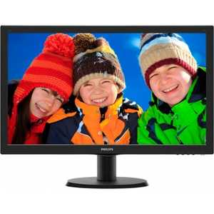 Монитор Philips 233V5LHAB Black