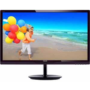 Монитор Philips 244E5QHAD Black-Cherry