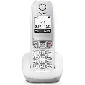 Радиотелефон Gigaset A415 белый gigaset da310