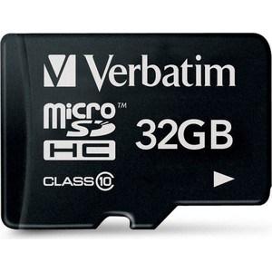 Verbatim microSD 32GB Class 10 (44013)