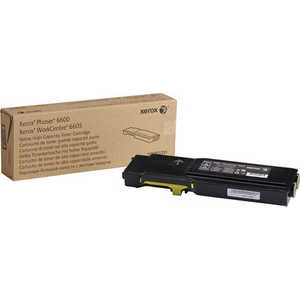 Xerox Тонер 106R02251 картридж xerox 106r02251 yellow для phaser 6600 wc 6605 2000стр