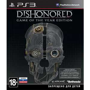 Игра для PS3  Dishonored Game of the Year Edition (PS3, русские субтитры)