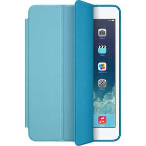 Apple ME709ZM/A Чехол iPad mini Smart Case - Blue