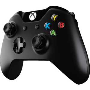 Геймпад  Microsoft XBox One Wireless Controller black (S2V-00018)