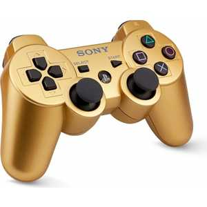 Sony PS3 Dualshock 3, gold
