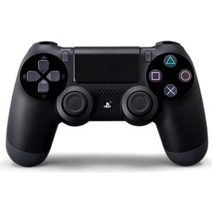 Геймпад  Sony PS4 Dualshock 4, black