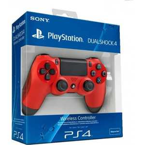 Геймпад  Sony PS4 Dualshock 4, red