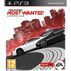 Игра для PS3  Need for Speed Most Wanted (a Criterion Game) (с поддержкой PS Move) (PS3, русская версия)