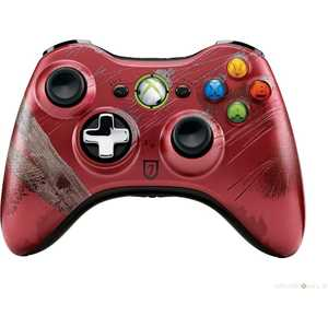 Microsoft XBox 360 Wireless Controller, стиль Tomb Raider (43G-00046)