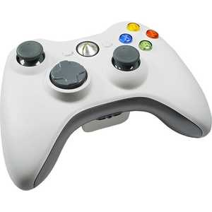 Microsoft XBox 360 Wireless Controller, grey (43G-00020)